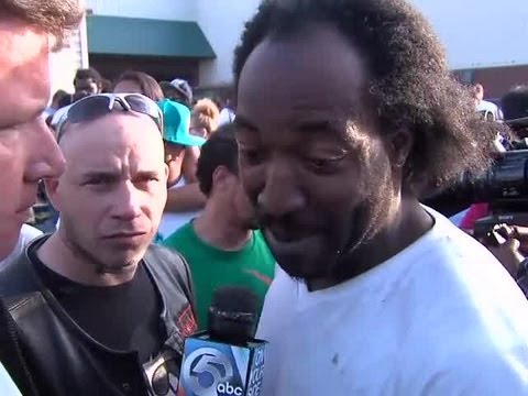 Charles Ramsey's Heroics Mark Progress