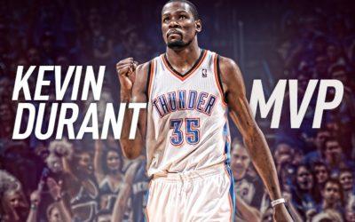 Kevin Durant's MVP Acceptance Speech Was A Breath of Fresh Air