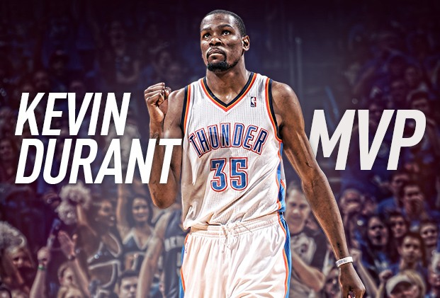 Kevin Durant's MVP Acceptance Speech Was A Breath of Fresh Air