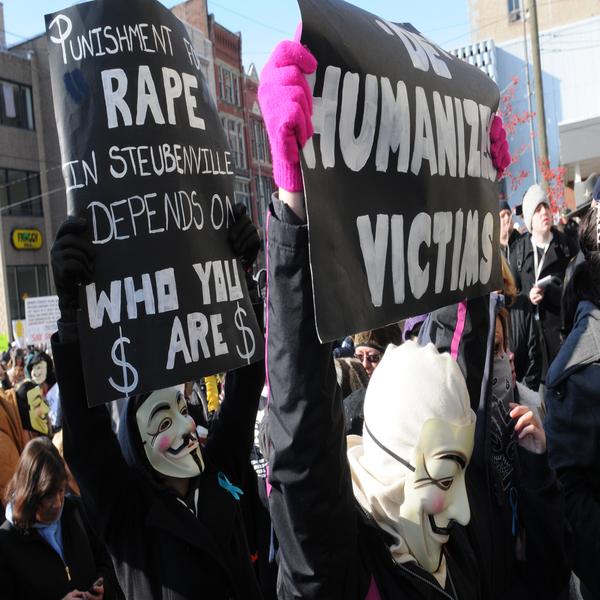 Steubenville Rape Case Provides Rare Case Study